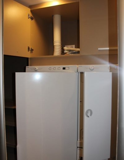 Монтаж сушильного шкафа, организация вытяжки.