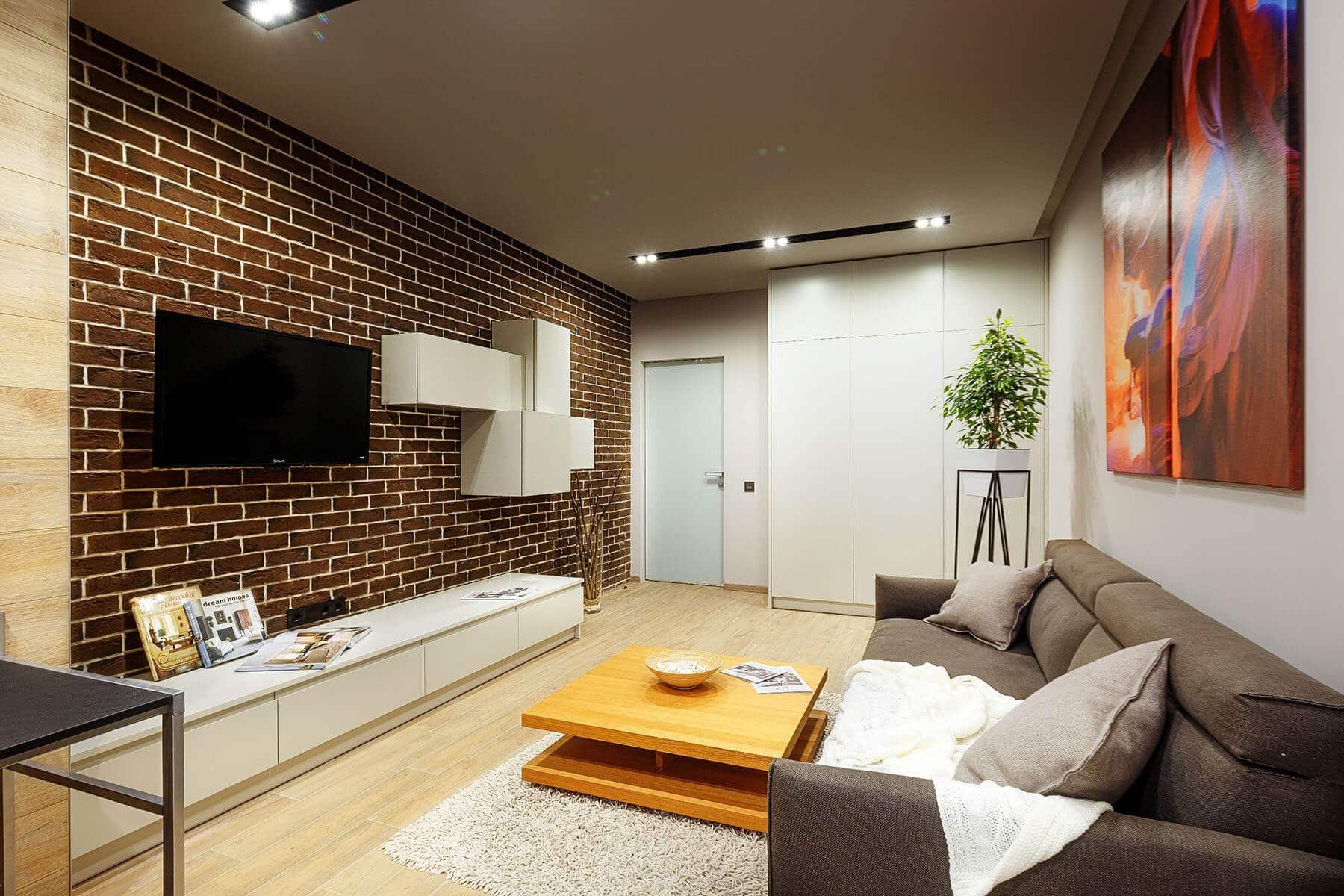 современный ремонт квартиры