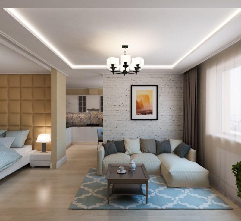 ремонт квартиры 50 метров
