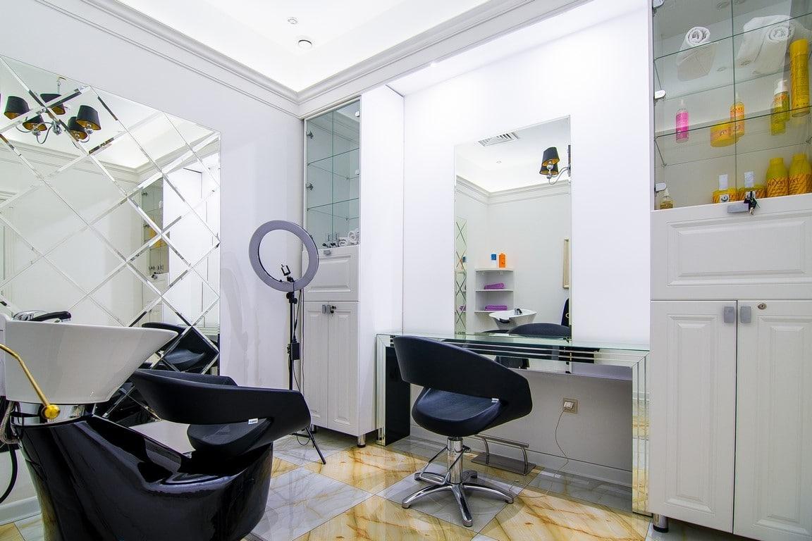 ремонт парикмахерских