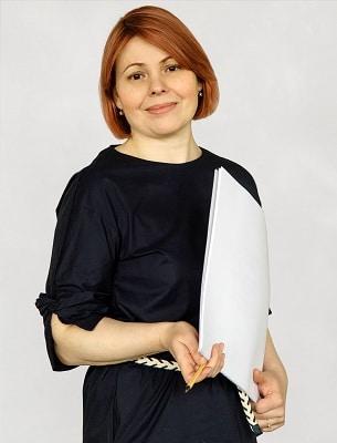 дизайнер Наталья Москалева