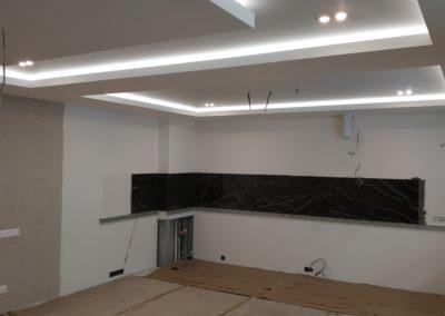 2 комнатная квартира (от СТЭЛ) под ключ по дизайн-проекту заказчика